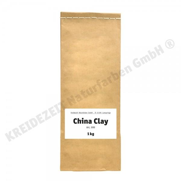 China Clay 1kg